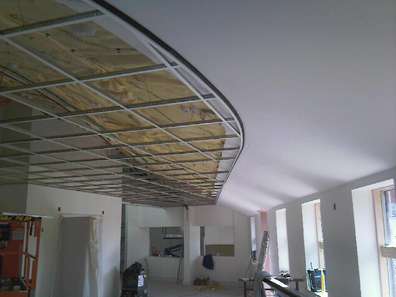 Suspended Ceilings -