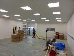 Suspended Ceiling Works -Devon